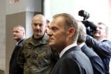 Donald Tusk w Siemianowicach: będzie konsolidacja zakładów zbrojeniowych