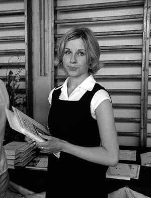 Magda Baranowska - najlepsza w tym roku maturzystka. Foto: JAKUB MORKOWSKI