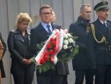 Pamiętali o pomordowanych pracownikach Fabryki Broni (ZDJĘCIA)