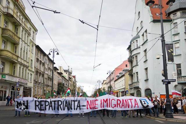 Młodzież Wszechpolska nie chce uchodźców w Bydgoszczy. Zamiast tego, zachęca do wspierania wszelkich inicjatyw, które mają na celu pomoc Polakom z Kresów Wschodnich.