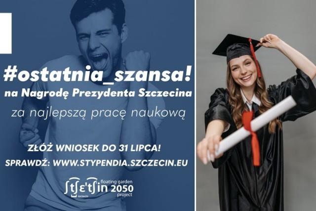 Wciąż jest czas na zgłoszenie swojej pracy do Nagrody Prezydenta Miasta Szczecin