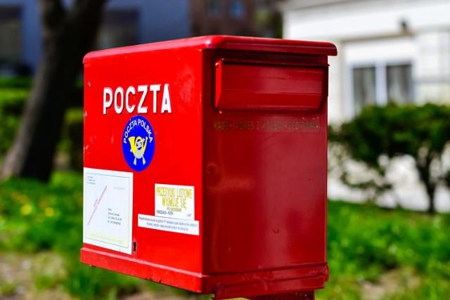 Poczta Polska od dziś listy polecone wrzuci do skrzynki.