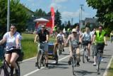 Kręcą kilometry dla Skierniewic. Pierwszy rajd rowerowy w Skierniewicach w tym roku