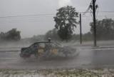 IMGW ostrzega: Deszcz, wiatr i grad nad Małopolską