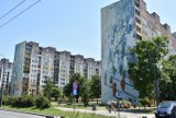 Zniszczony mural na Zarzewie zostanie zamalowany. Nowe dzieło wykona Australijczyk. Możecie pomóc artyście w poszukiwaniu inspiracji!