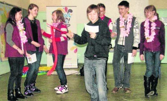 Lektorzy Deutsch Wagen Tour od kwietnia 2009 roku  odwiedzili już dziesiątki szkół i przedszkoli