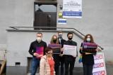 Lewica w Opolu protestuje przeciw decyzji Trybunału Konstytucyjnego w sprawie aborcji