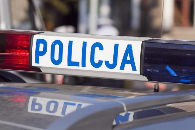 Alarm bombowy w Poznaniu