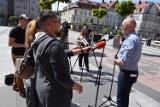 PO w Szczecinku rozpoczyna zbiórkę podpisów za Rafałem Trzaskowskim [z