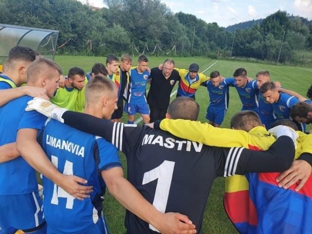 Piłkarze Limanovii odnieśli ostatnio wysokie zwycięstwo nad Radłovią