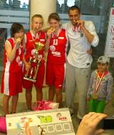 ZSI Skierniewice mistrzem Polski w turnieju Orlik Basketmania 2014