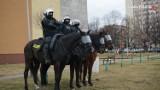 Mecz GKS Tychy i Ruch Chorzów na stadionie w Tychach. Incydenty [ZDJĘCIA]