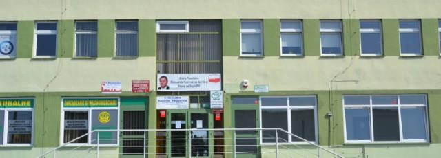 Druga lokalizacja urzędu skarbowego