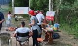 Sąsiedzka strefa na Miodowej. Chodziescy kibice potrafią się zorganizować. Wspólne oglądanie meczu to zupełnie inna jakość!