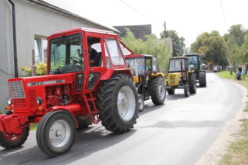 Rajd Traktorów w Pławiu