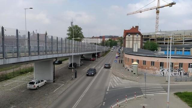 Opole Główne. Od poniedziałku nowe utrudnienia związane z budową centrum przesiadkowego w miejscu dworca PKS