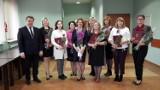 Nagrody dla nauczycieli w Woli Krzysztoporskiej ZDJĘCIA