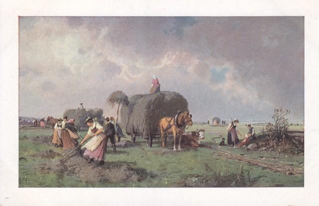 Lato i żniwa na widokówkach nawet sprzed 100 lat