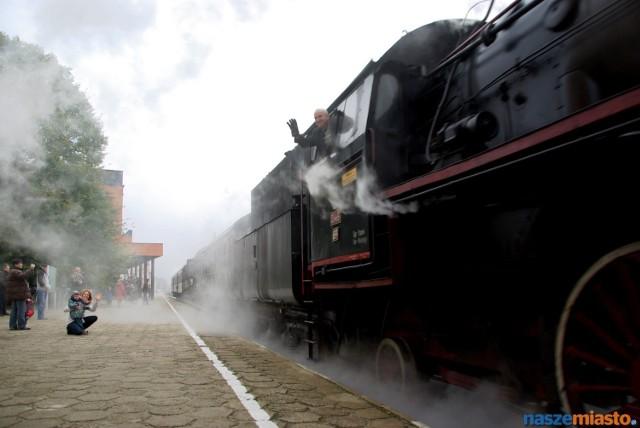 Pociąg Retro w Święto Niepodległości kursuje do Wschowy i Poznania.