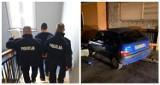 Jutrosin. Mołdawianin nie zatrzymał się do policyjnej kontroli. Tłumaczył, że się wystraszył [ZDJĘCIA]