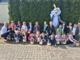 Wielkanocny zając odwiedził Przedszkole im. Krasnala Hałabały