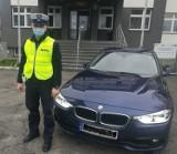 Jakub Maciejewski - policjant z Sieradza popisał sie brawurową akcją po służbie!