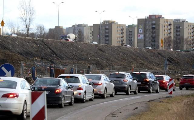Przebudowa węzła Giszowiec w Katowicach