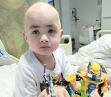 Pilne! Mały Adrian Nowacki z Wałbrzycha po raz trzeci zmaga się z białaczką. Szansą dla niego jest terapia Car-T za 1 300 000 zł