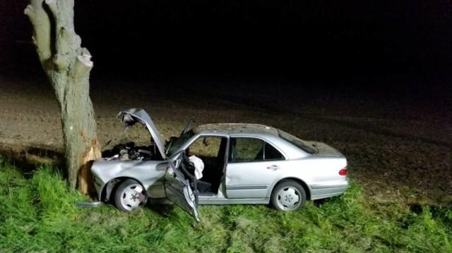 W lipcu na trasie Ptaszkowo-Kotowo doszło do śmiertelnego wypadku