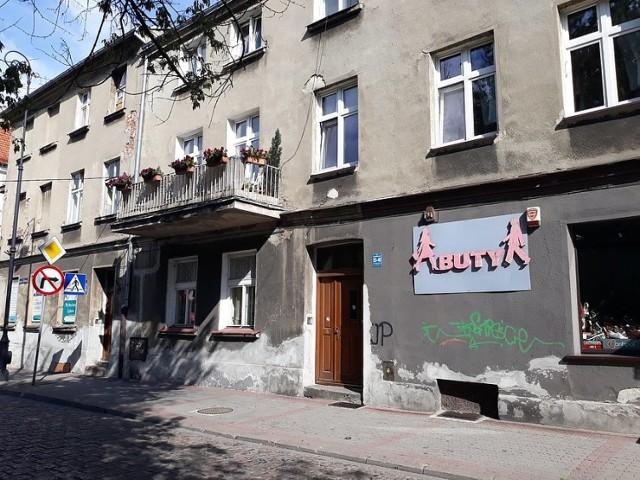 Remont kamienic w Kaliszu. MZBM remontuje budynek przy ulicy Parczewskiego