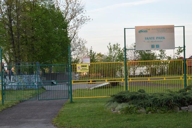Nie opłaca się już remontować skateparku przy ul. Akademickiej