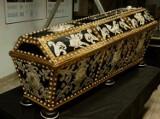 Sarkofag Jana Dobrogosta Krasińskiego, przyjaciela Jana III Sobieskiego, odnowiony w Tychach