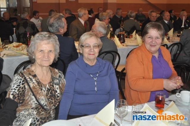 Spotkanie emerytów z ZNTK