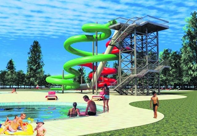 Za trzy lata w Bogatyni ma być odkryty basen. Teraz ludzie jeżdżą do kąpielisk za granicę