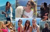 Zakopane. Piękne dziewczyny zakochały się w Gubałówce i panoramie Tatr
