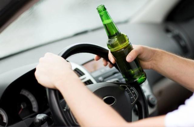 Kryminalny zatrzymał pijanego kierowcę