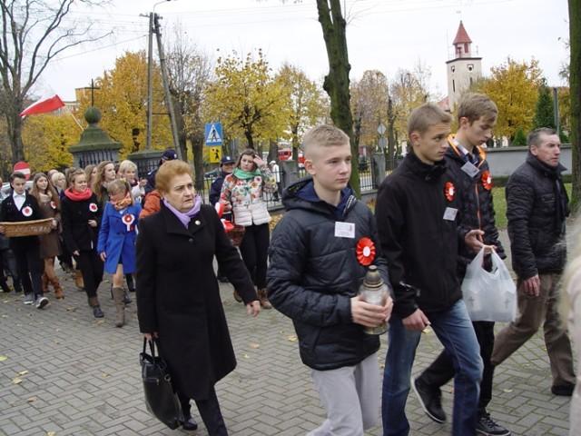 Święto Niepodległości w Złoczewie