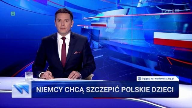 Andrzej Duda o szczepieniach na antenie TVP. Internet opanowały memy i komentarze