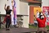 KFA: trwa weekend z tańcem. Mieszkańcy uczą się tańców latino