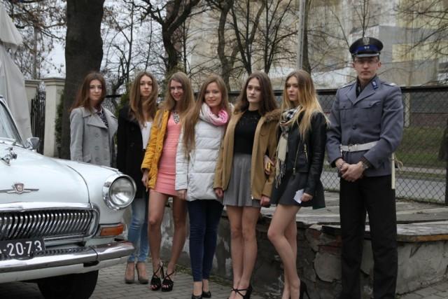 Casting przed wyborami Miss Śląska i Zagłębia w Villi Modzie