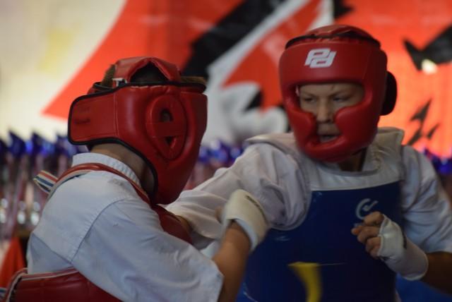 Turniej karate w Sieradzu
