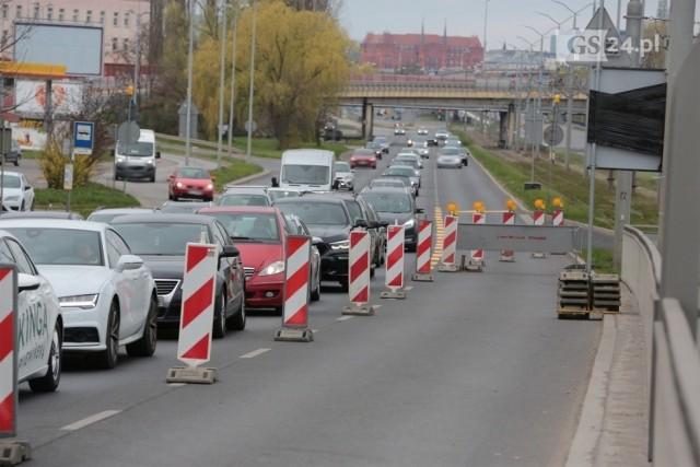 Estakada Pomorska w Szczecinie