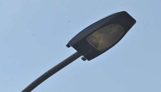 Nowe oświetlenie ulic w Łodzi