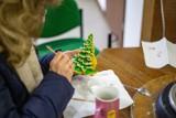 Wyjątkowe ozdoby świąteczne na jarmarku w Szreniawie [ZOBACZ]