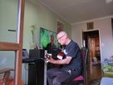 Szamotuł. Rok temu Łukasz Bogacki bił Gitarowy Rekord Guinessa online! [ZDJĘCIA]