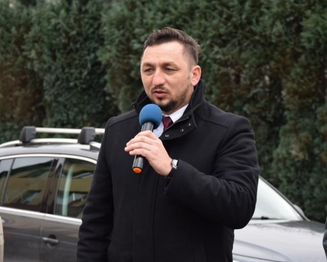 Tomasz Matuszewski odniósł się do protestów mieszkańców w sprawie zmiany granic Sanoka.