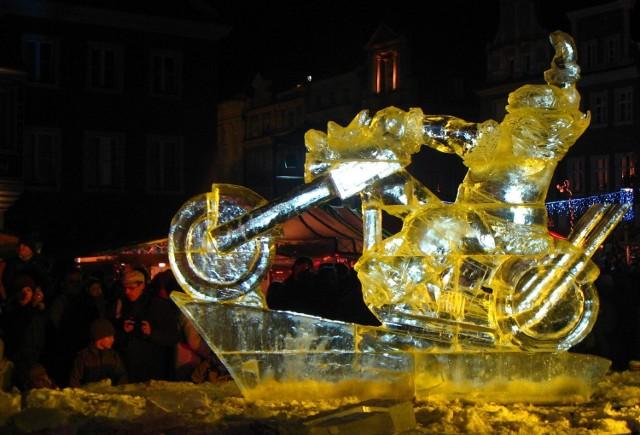 Betlejem Poznańskie -  Międzynarodowy Festiwal Rzeźby Lodowej