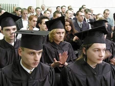 Jak wiele prywatnych uczelni Wyższa Szkoła Zarządzania czerpie swoje wzorce z Zachodu. ZDJĘCIE: JACENTY DĘDEK