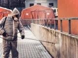Szpital Miejski w Sosnowcu musi walczyć z koronawirusem