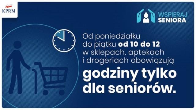 Godziny dla seniorów miały - w zamyśle - pomagać chronić osoby po 60. roku życia. W rzeczywistości przepis krytykują... nawet sami seniorzy.